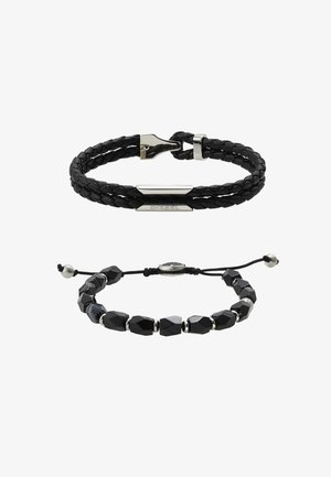 STACKABLES SET - Bracelet - black