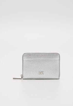 COIN CARD CASE - Wallet - silver-coloured