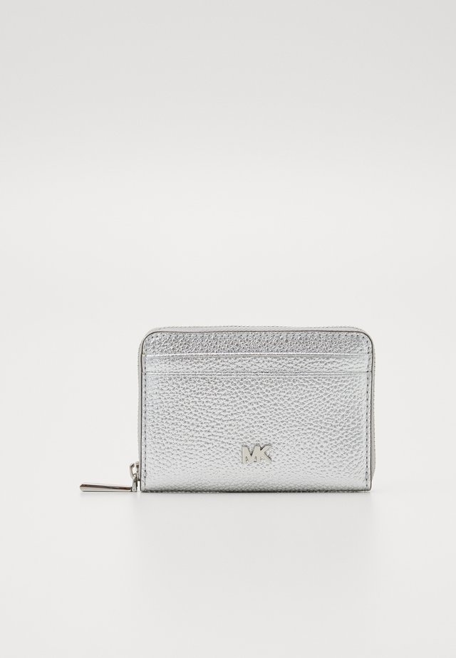COIN CARD CASE - Lompakko - silver-coloured