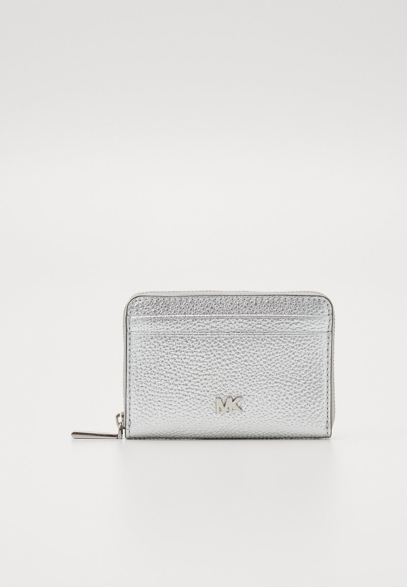 MICHAEL Michael Kors - COIN CARD CASE - Wallet - silver-coloured