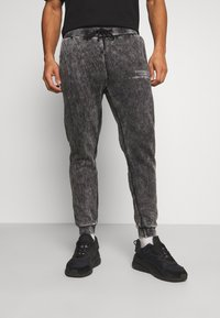Zign - UNISEX - Tracksuit bottoms - black - 0
