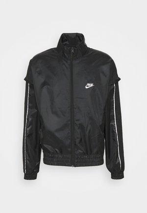 TRACK JACKET - Training jacket - black/summit white