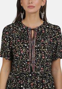 usha - Maxi dress - flower print - 3