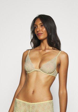Triangle bra - light color