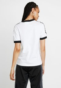 adidas Originals - T-shirt imprimé - white