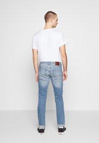Hollister Co. - Jeans Skinny Fit - dark blue denim - 2