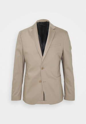 HURLEY - Suit jacket - beige