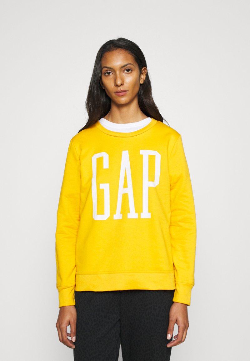 GAP - Sweatshirt - rugby gold
