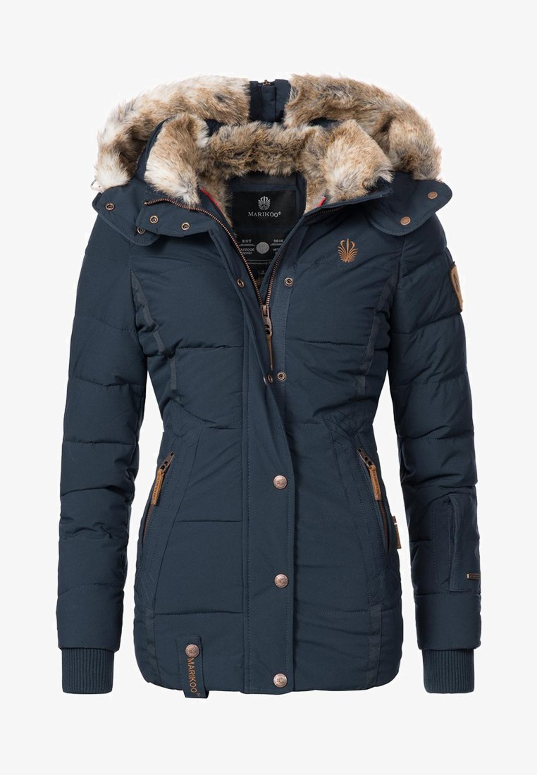 Marikoo - NEKOO - Winter jacket - blue