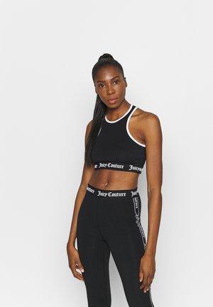 IRIS - Sports bra - black