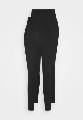 2 pack HIGH WAIST legging