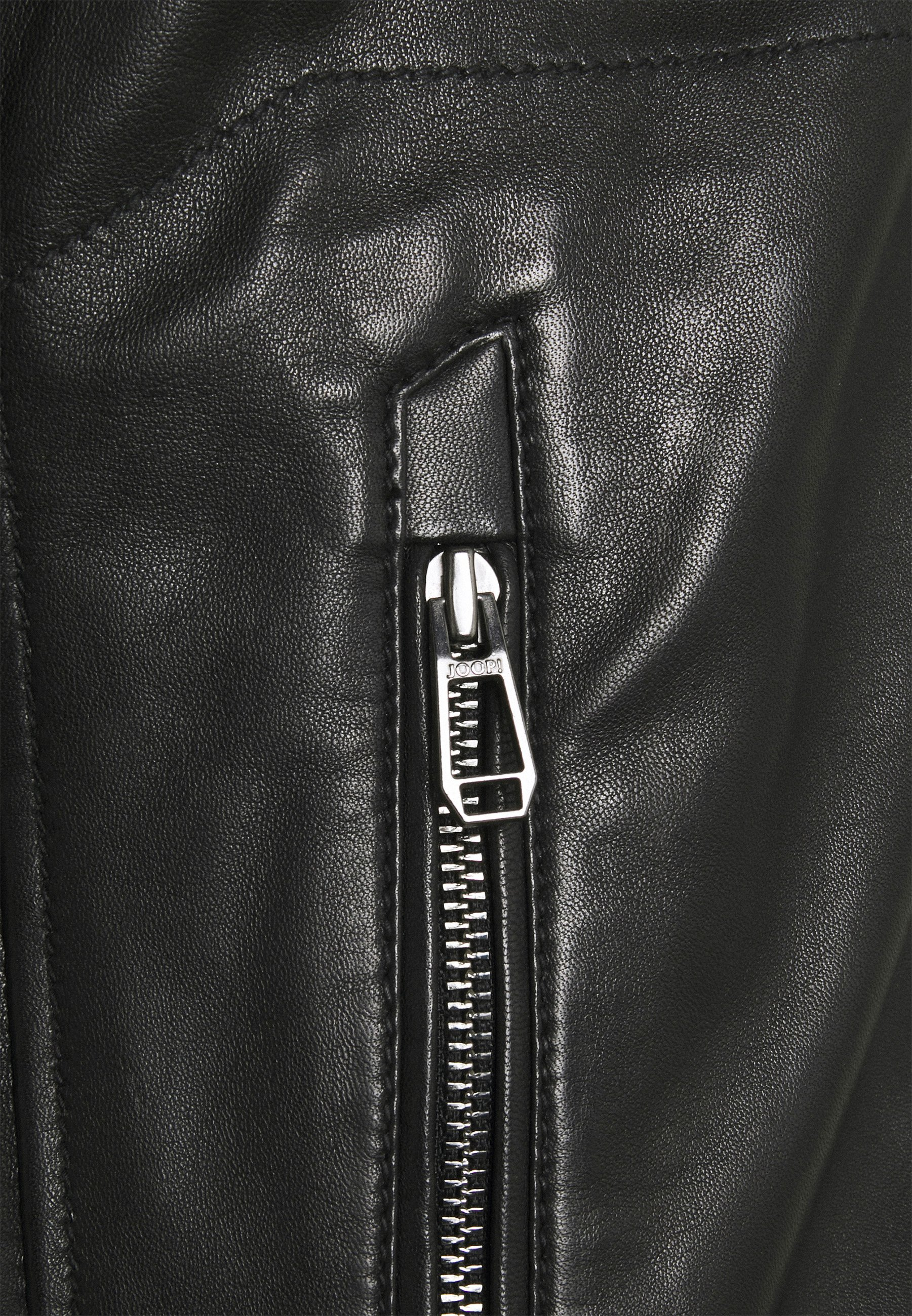 Men PEEL - Leather jacket