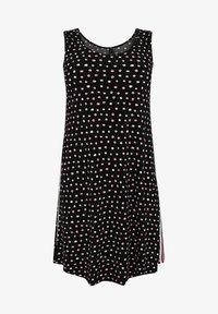 Yoek - Jersey dress - black - 3