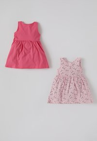 DeFacto - 2 PACK - Day dress - pink - 1