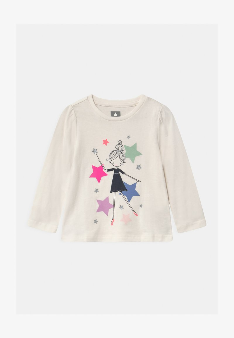 GAP - TODDLER GIRL  - Long sleeved top - offwhite