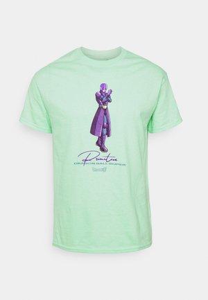 HIT TEE - Print T-shirt - mint