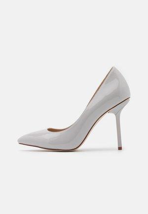 MALIBU - Classic heels - grey