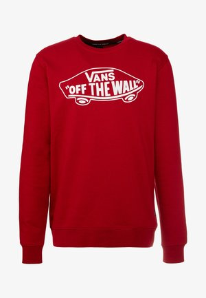 CREW - Sweatshirt - biking red