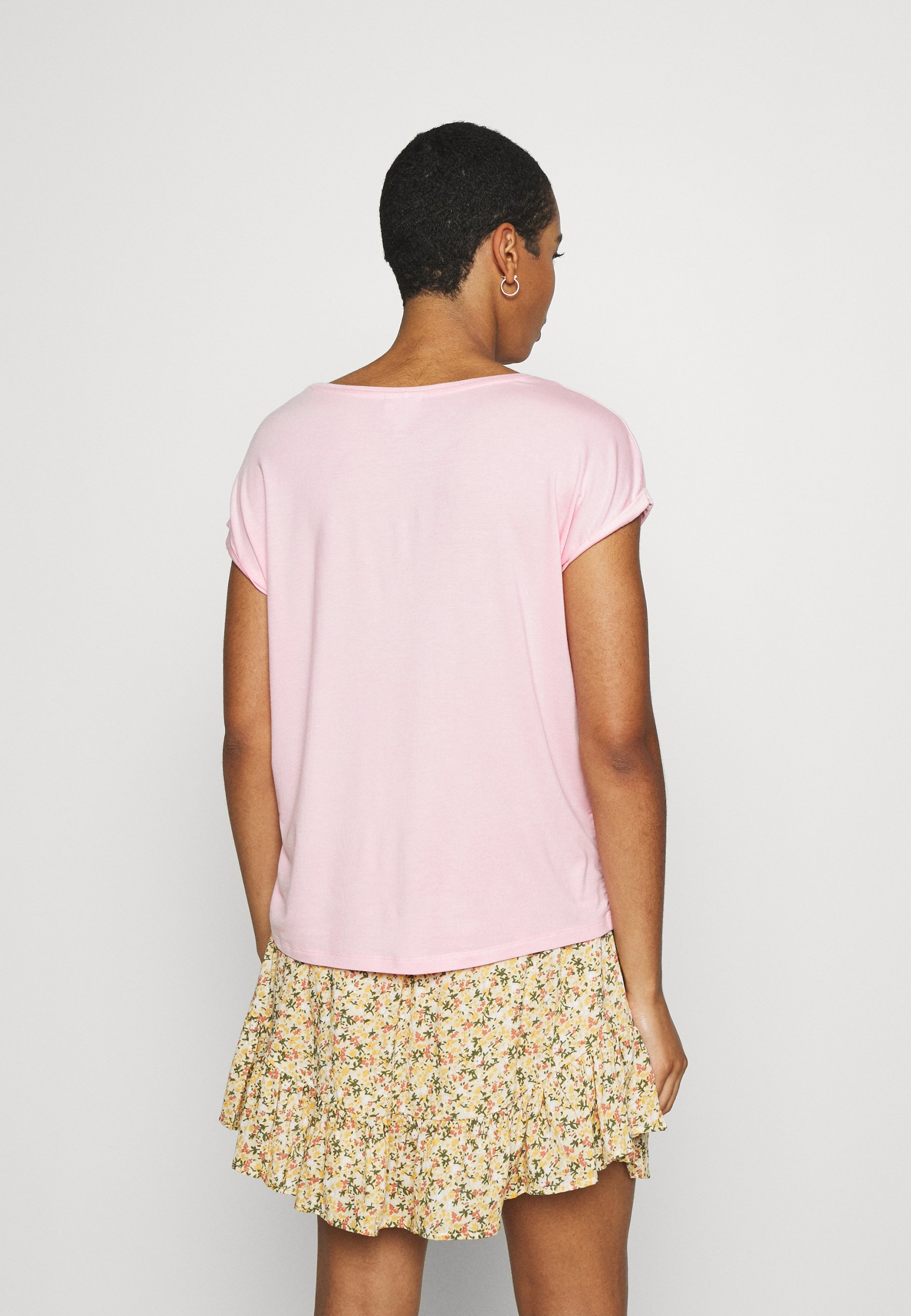 Women VMAVA PLAIN  - Basic T-shirt