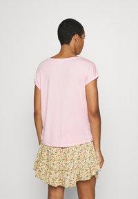 Vero Moda - Jednoduché triko - roseate spoonbill - 2