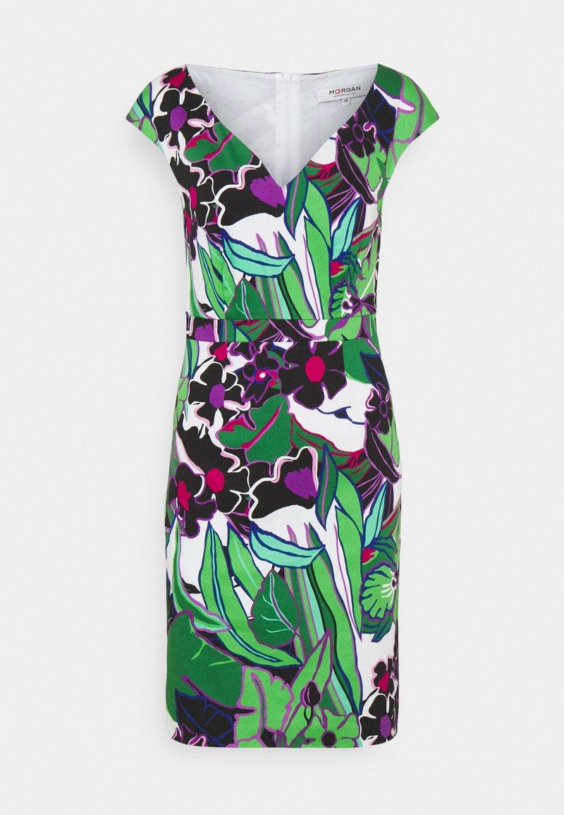 Morgan - Pouzdrové šaty - multi coloured