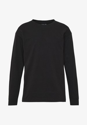 FIVE POINTS - Long sleeved top - black