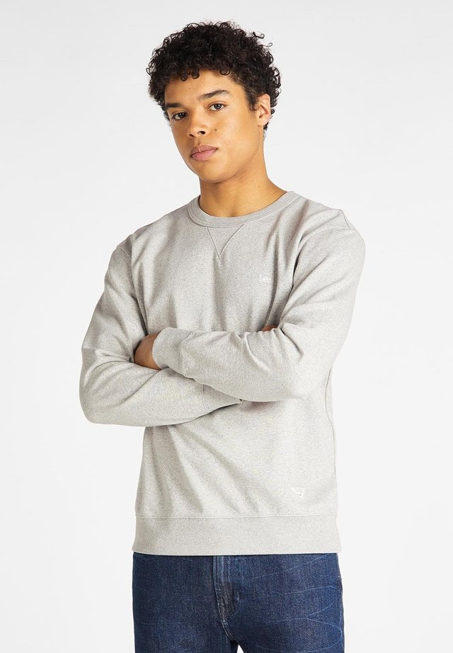 Sweater - grey mele