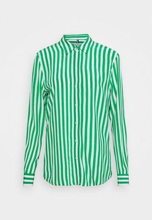 REGULAR BLOUSE - Overhemdblouse - banker/primary green
