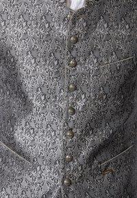 Stockerpoint - JORDAN - Waistcoat - grey - 5