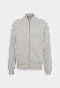 Newport Bay Sailing Club - Sweater met rits - grey marl - 5