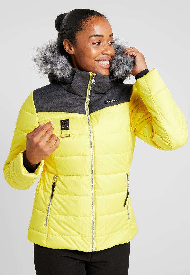 Icepeak - VINING - Skijakke - yellow