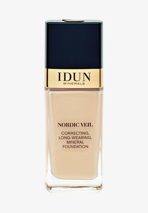 NORDIC VEIL - Foundation - freja - warm light