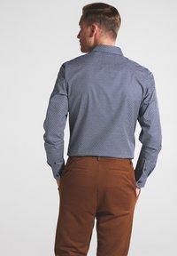 Eterna - SUPER SLIM FIT - Formal shirt - marine - 1