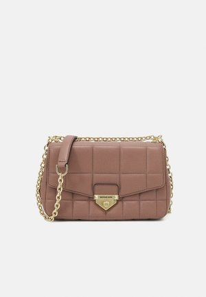 SOHOLG CHAIN - Handbag - dark fawn