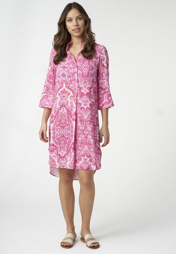 KAMILLE - Day dress - paisley pink