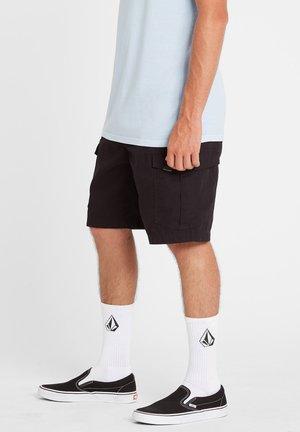 MITER III CARGO SHORT 20 - Shorts - black
