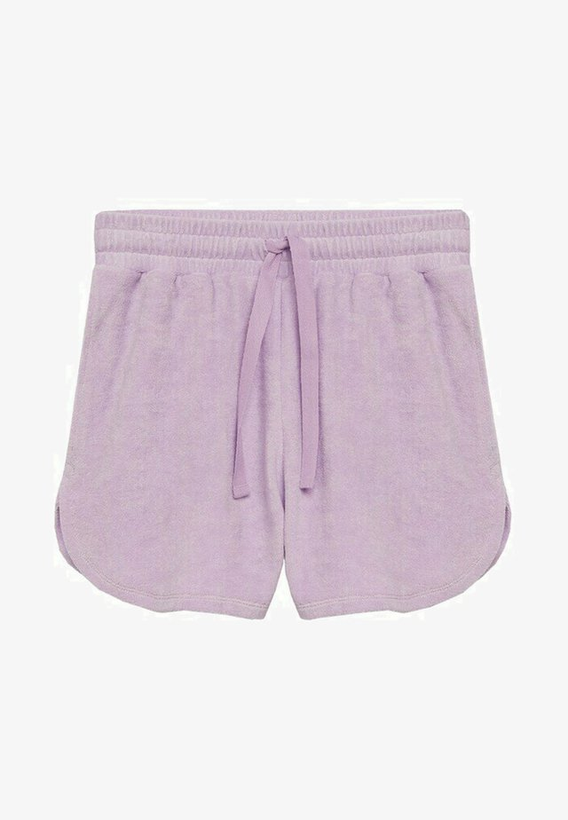Pyžamový spodní díl - lila