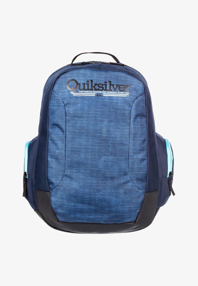 Quiksilver - SCHOOLIE YOUTH - Rucksack - navy blazer heather