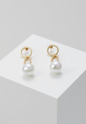 ENZA - Earrings - gold-coloured