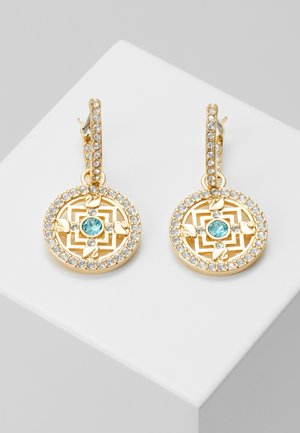 SYMBOL HOOP MANDALA - Earrings - gold-coloured