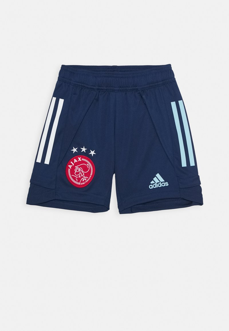 adidas Performance - AJAX  - Sports shorts - blue