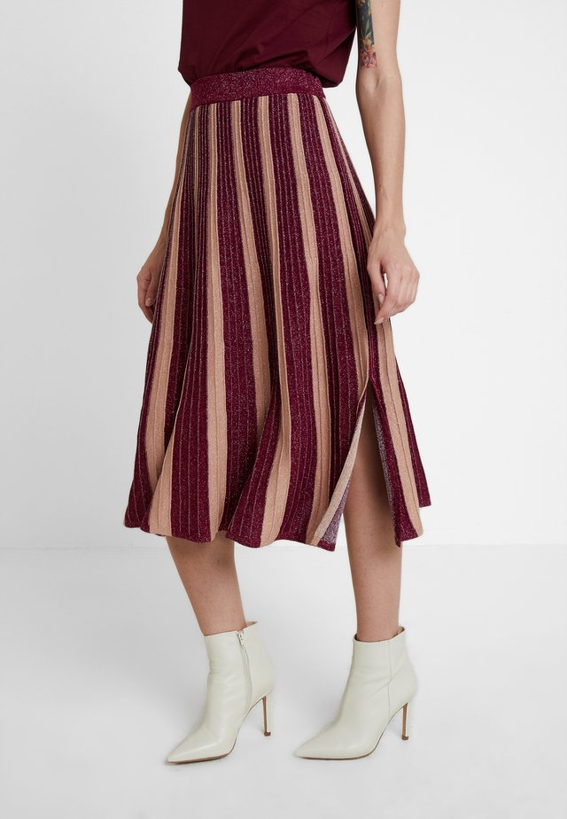 ANNE SKIRT - Gonna a campana - multi