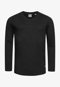 Jack & Jones - INFINITY  - Long sleeved top - black - 0