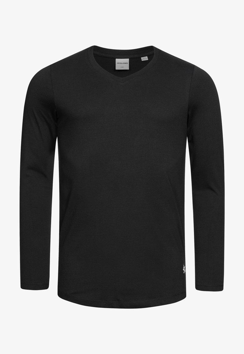 Jack & Jones - INFINITY  - Long sleeved top - black
