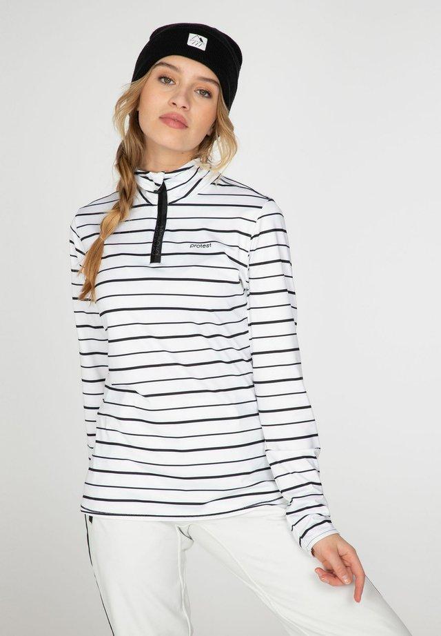 DONNA - Sweatshirt - true black