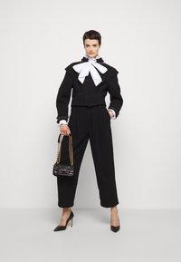 Alberta Ferretti - Summer jacket - black - 1