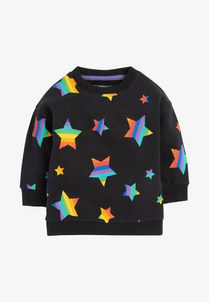 Sweatshirt - multi coloured