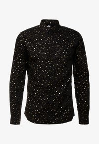 Twisted Tailor - FARROW - Camicia - black - 4