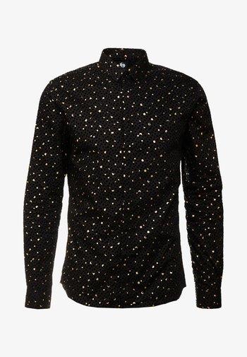 FARROW - Camisa - black