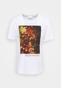 Even&Odd - T-shirts print - white - 4